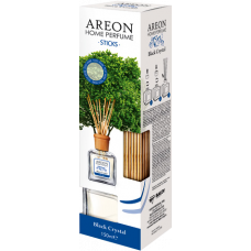 Ароматизатор AREON STICKS Home Perfume Black Crystal - 150 ml.